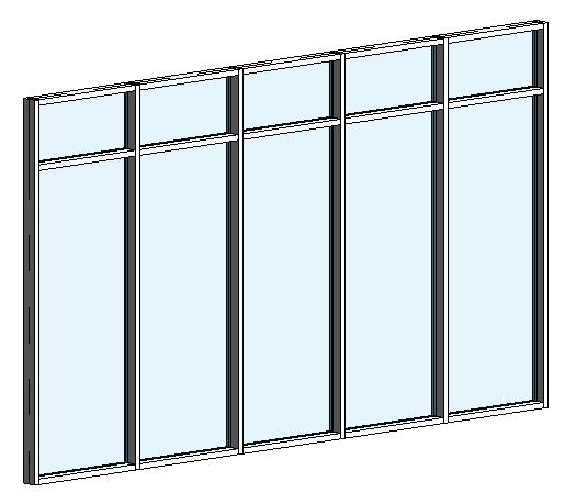 Curtain Walls in Revit